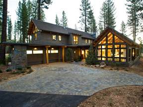 Smart Placement Country Rustic House Plans Ideas by Photos Hgtv