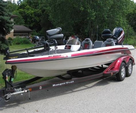 Fishing Boat Rentals Madison Wi by 17 Foot Ranger 520 Vx Tour Edition 17 Foot 2006 Fishing