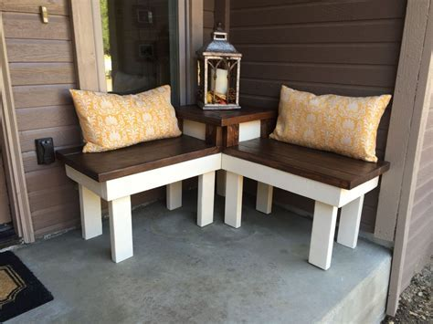 Hometalk   DIY Corner Bench With Built In Table