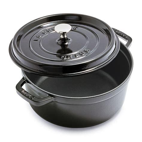 staub  cocotte  qt cookware sale appliance sale