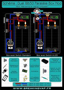 Sch U00e9ma De Montage D U0026 39 Une Box M U00e9canique Sans Chipset En