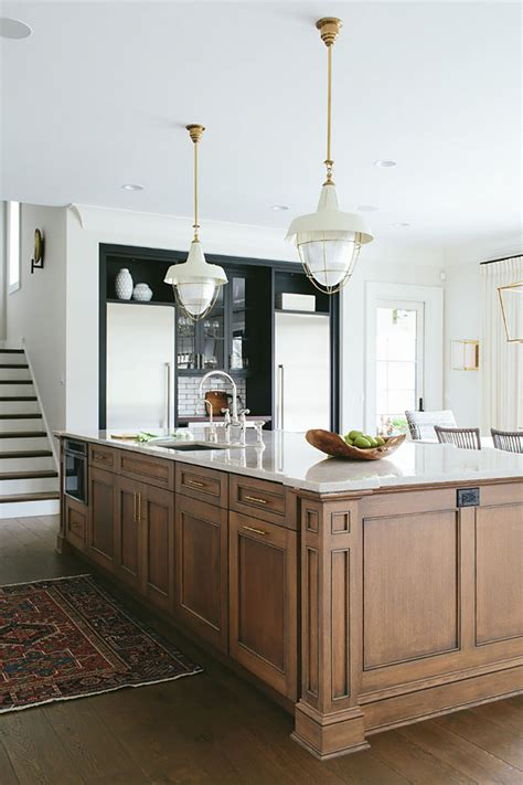 wood kitchen designs before you up that white paint consider these 1140