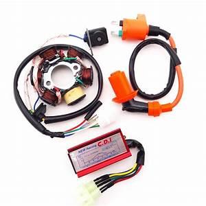 New Racing Cdi Box Wiring