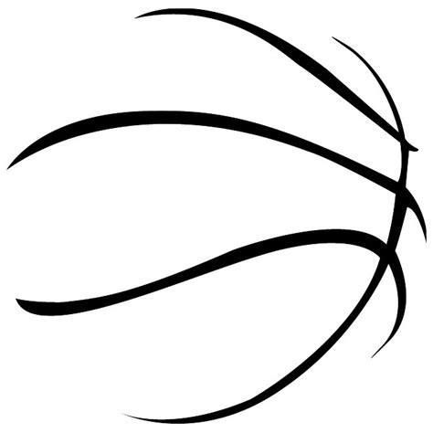 basketball clipart black and white basketball black and white abstract clipart clipart suggest
