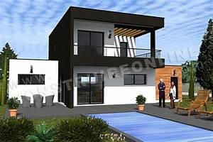 plan de maison contemporaine trafford With wonderful type de toiture maison 19 le guide pour la construction de votre maison guide