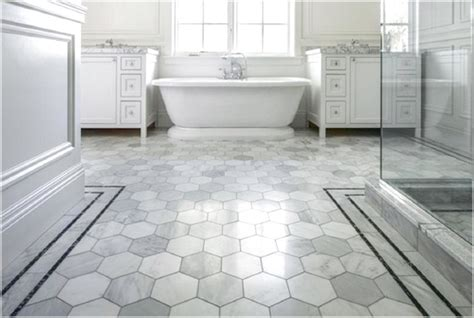 Bathroom Flooring : Prepare Bathroom Floor Tile Ideas