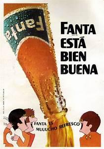 Anuncios de México: Refresco Fanta (Julio 1970)