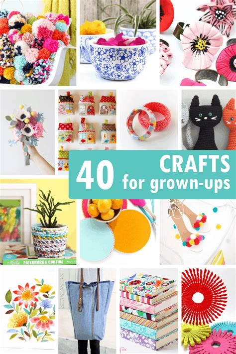 adult crafts including jewelry accessories home decor
