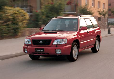 Subaru Sf Forester Wallpaper by Subaru Forester S Turbo Sf 2000 02 Wallpapers