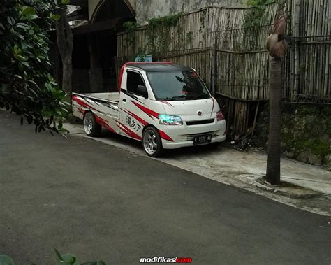 Modifikasi Grand Max by Photo Modifikasi Mobil Gran Max Up Modif Mobil