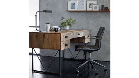 crate and barrel graham desk chair graham black office chair crate and barrel