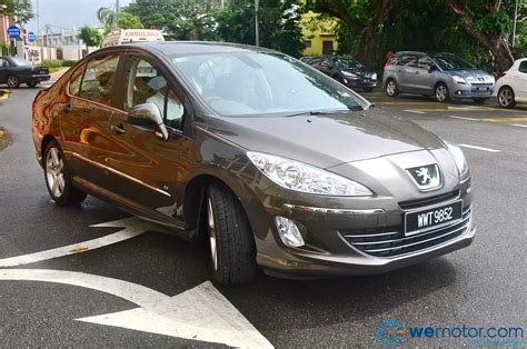 peugeot 408 used car 100 used peugeot 408 spied peugeot updating chinese