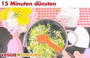 Dünsten Im Topf : veganer lauchkuchen herzhaft und lecker rezept mit video ~ Orissabook.com Haus und Dekorationen