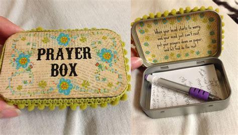 Box Craft Ideas Altoid