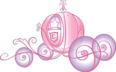 princess carriage clipart clipart best
