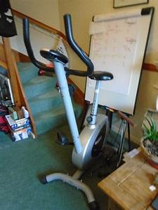 Exercise Bike - Damage To One Foot Strap