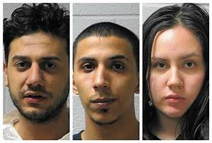 Police: 3 charged with armed robbery after allegedly ...