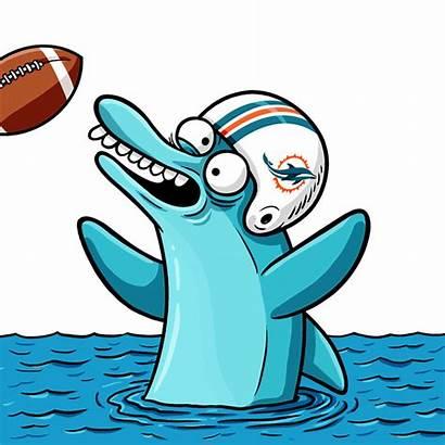 Miami Rubio Alvaro Diaz Dolphins Abcs Illustration