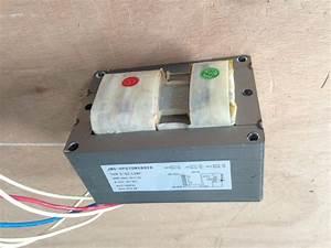 175 Watt Mercury Vapor Ballast Kit With Ul