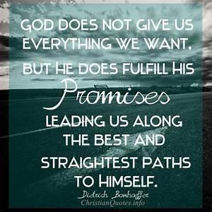 Inspirational Q... Jesus Promise Quotes