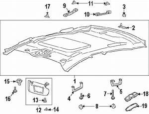 Ford Fusion Parts Diagram