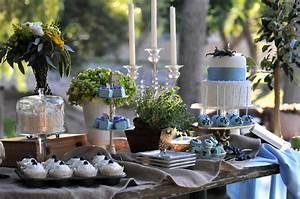 La Table à Dessert : c derez vous la tentation des tables de desserts pour ~ Melissatoandfro.com Idées de Décoration