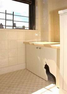 Top 10 ingenious ways to hide your cat39s litter box for Can you train a cat to go outside for bathroom