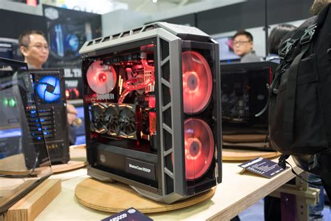 The Best Pc Cases Of Computex 2017  Tech News Herethe #1