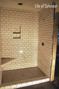bathroom wall tile design ideas 30 ideas for subway tile in a shower