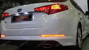 How To Install The Ijdmtoy Led Bumper Reflectors For Kia