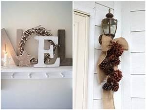 Decoration De Noel Pour Fenetre A Faire Soi Meme : diy christmas decoration 51 ideas to do yourself ~ Melissatoandfro.com Idées de Décoration