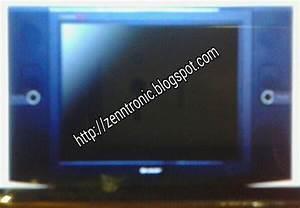 Zenntronic  Tv Sharp Alexander Slim Ll Protek