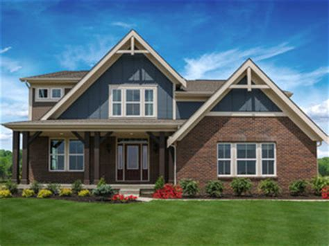 Fischer Homes Blair Floor Plan by Fischer Homes Floor Plans