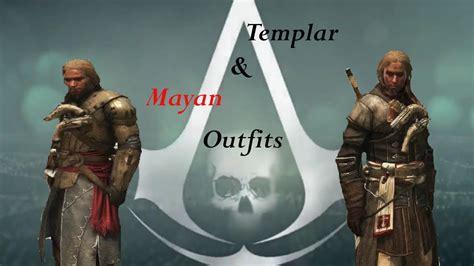 assassins creed  templar  mayan armour youtube