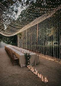 These, Fairy, Light, Wedding, Ideas, Will, Make, You, Swoon, In, 2020