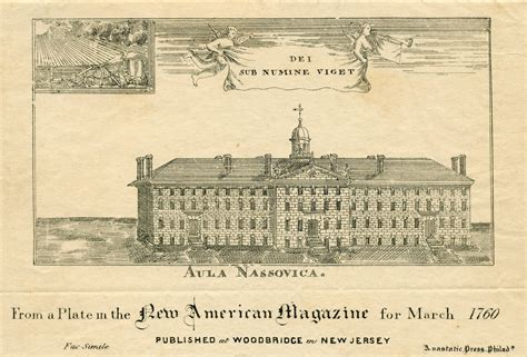 a brief history of the architecture of nassau mudd