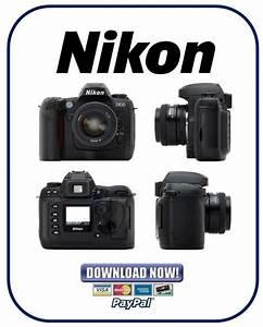 Nikon D100 Service Manual Repair Guide   Parts List
