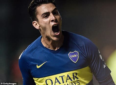Arsenal 'still Keen On Move For £44m Winger Cristian Pavon