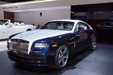 Gambar Mobil Rolls Royce Wraith by Rolls Royce Wraith New York 2013 Picture 83797