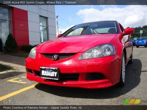 2006 Acura Rsx Coupe by 2006 Acura Rsx Sports Coupe Titanium