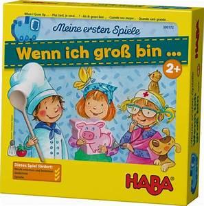 Haba Ab 2 : haba wenn ich gro bin erstes spiel ab 2 berufe motorik art 300172 ~ Buech-reservation.com Haus und Dekorationen