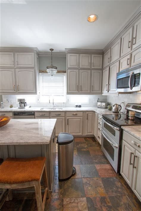 houzz painted kitchen cabinets gray painted kitchen cabinets transitional kitchen 4358