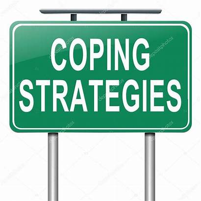 Coping Strategies Clipart Clip Cope Dealing Selective