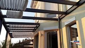 Glas Für Terrassendach : alu terrassendach der marke rexopremium 10m x 4m in anthrazit mit 8mm vsg glas bei diesem ~ Whattoseeinmadrid.com Haus und Dekorationen