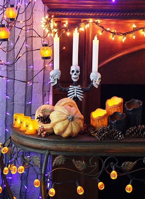 stunning halloween lights decorations ideas