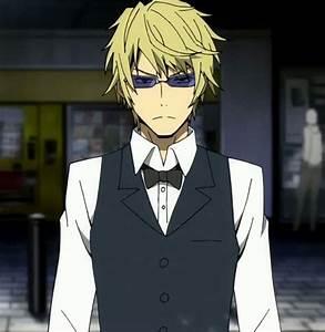 Shizuo Heiwajima (from Durarara) | Anime/Manga | Pinterest ...