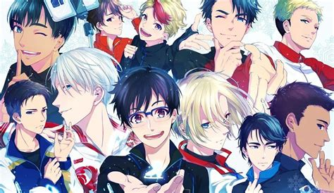 yuri  ice  plot yoi animated feature films