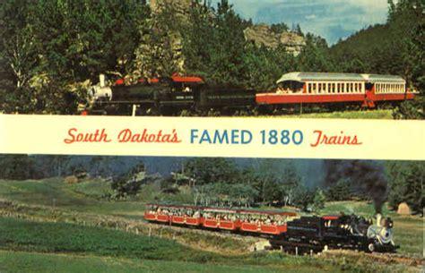 south dakota s famed 1880 trains scenic sd