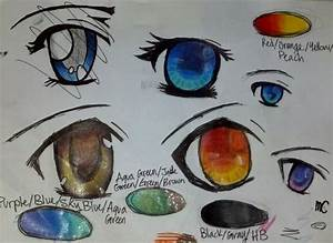 Crayola Colored Pencil Test by Roxel1love on DeviantArt
