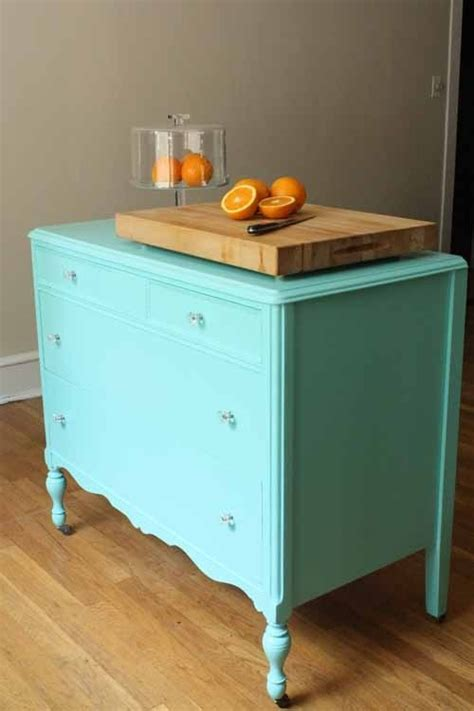 turquoise kitchen island kitchen island dresser the reveal turquoise